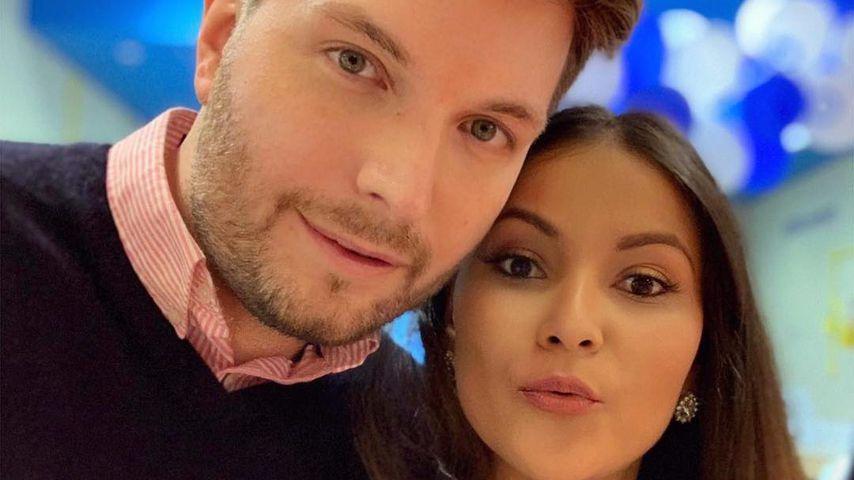 Patrick Weilbach und Kattia Vides im Mai 2019