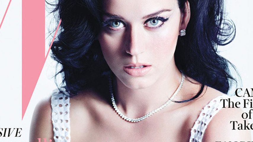 Heiß! Katy Perry ziert das Cover des W Magazines