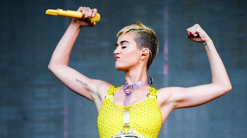 Knallhartes Sex-Ranking: Katy Perry bewertet ihre Ex-Lover