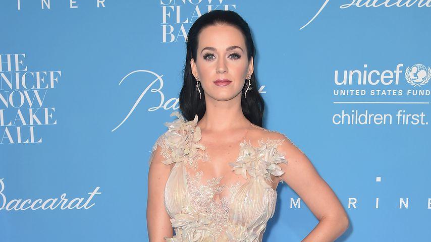 Katy Perry bei einer UNICEF-Veranstaltung