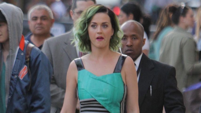 Wow! Katy Perry überrascht im femininen Look