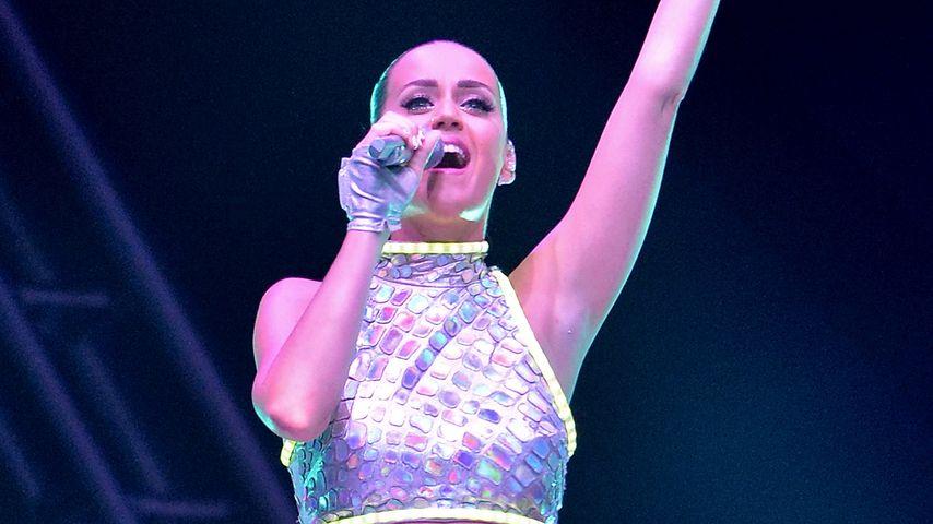 """Katy Perry: """"Mein Super-Bowl-Auftritt wird superb"""""""