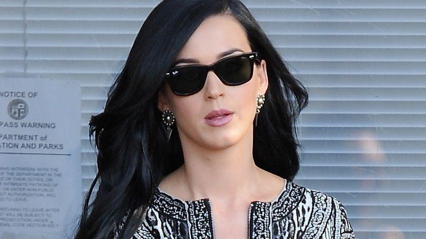 Katy Perry: Endgültig Schluss mit dem bunten Look!