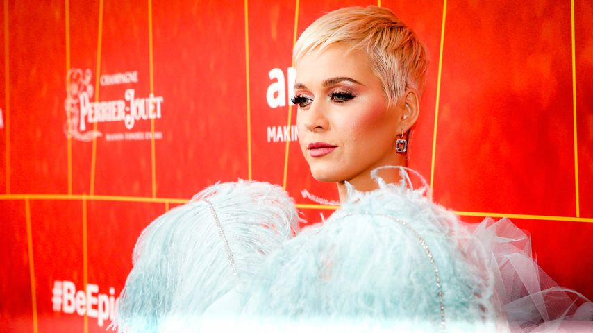 Katy Perry bei der amfAR Gala in Los Angeles 2018