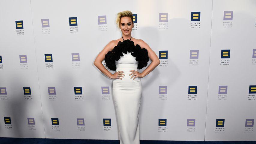Nach Trennung: Katy Perry verzaubert alle in Schwarz-Weiß!