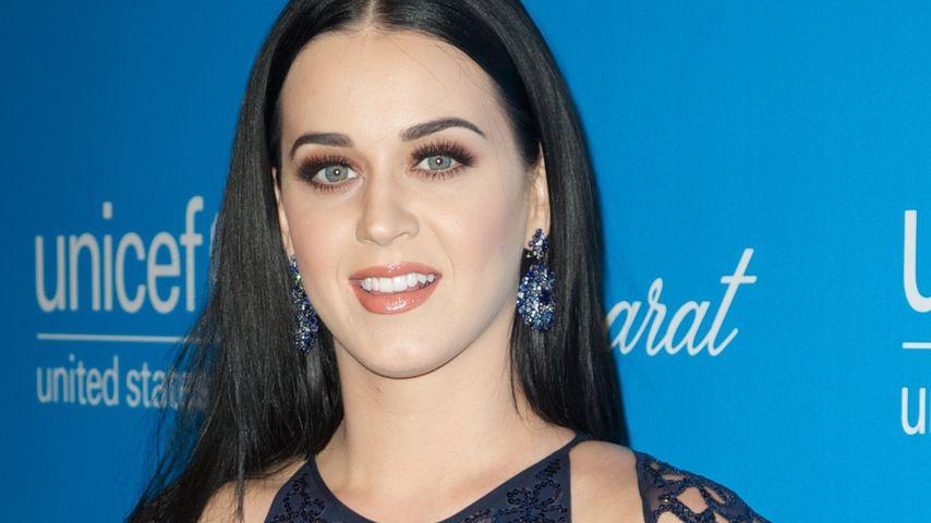 """Katy Perry: Ohne """"Spanx"""" fühlt sie sich zu dick"""