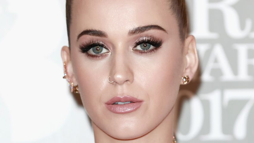 Katy Perry bei den BRIT Awards 2017