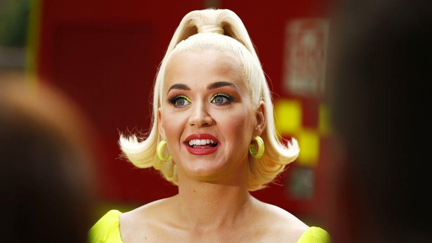"""Schwangere Katy Perry: Baby zeigt """"Mittelfinger"""" im Bauch"""