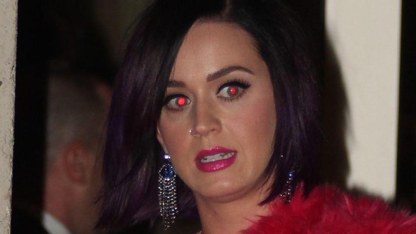Wutrede im Netz: Katy Perry ätzt gegen Fotografen