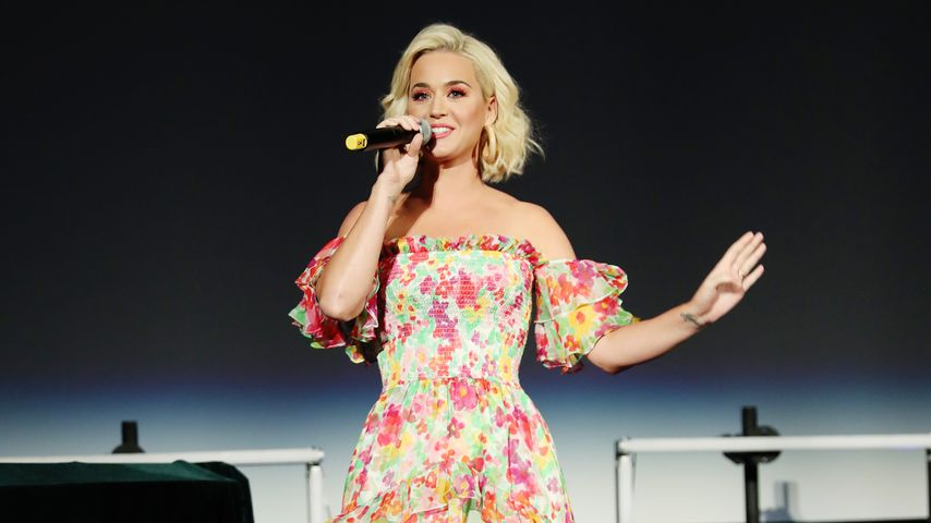 Katy Perry im August 2019 in Los Angeles