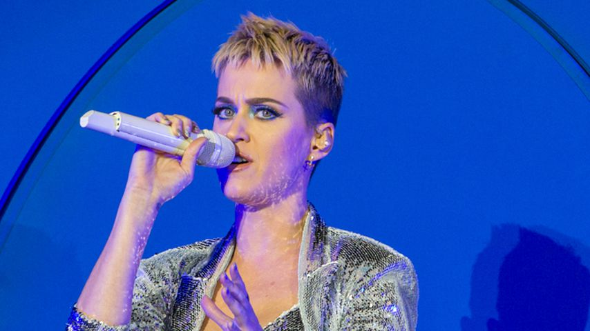 "Katy Perry beim ""Big Weekend Hull"" 2017"