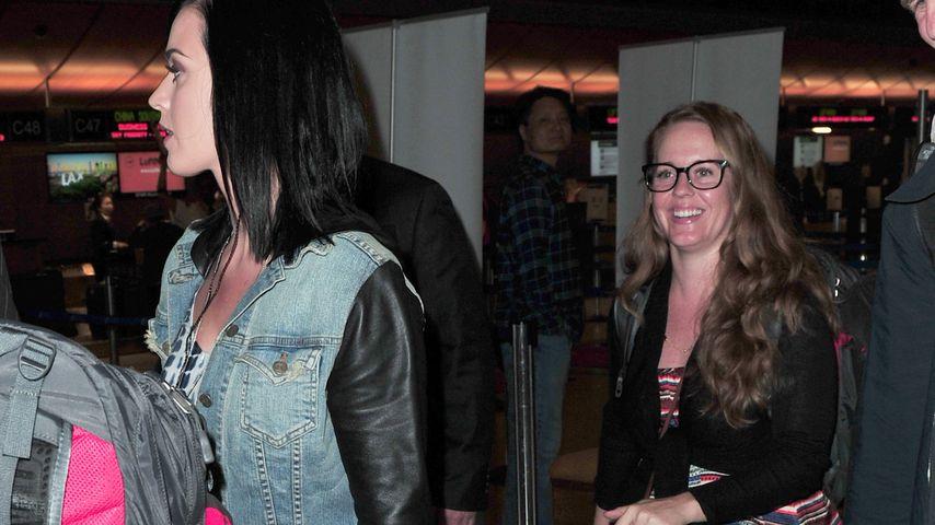 Zum 2. Mal: Katy Perry bringt Baby ihrer Schwester zur Welt!