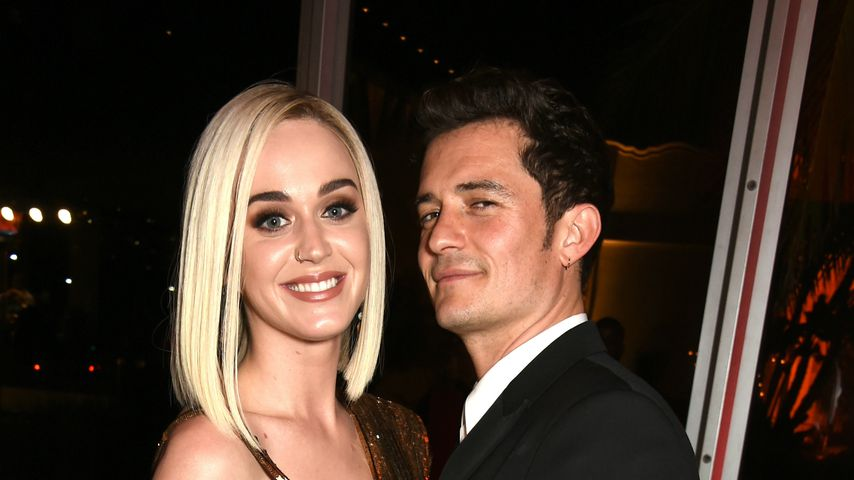 """Er ist ein Exhibitionist"": Katy Perry über Orlando Bloom"