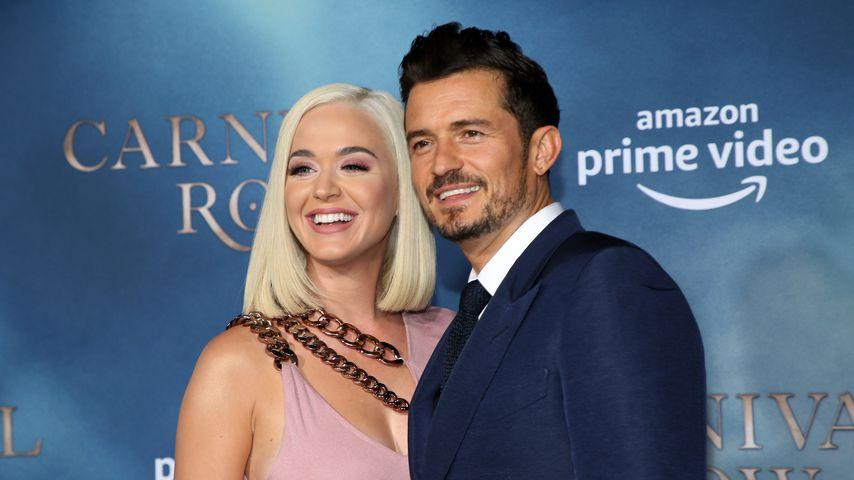 Katy Perry und Orlando Bloom sollen im Dezember heiraten
