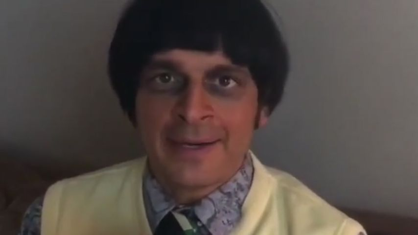 Kaya Yanar in seiner Rolle als Ranjid