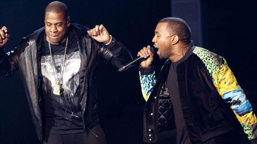 Jay-Z & Kanye West: Jetzt kommt Album Nummer 2!