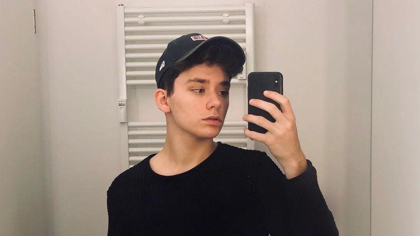 YouTube-Star Keanu Rapp