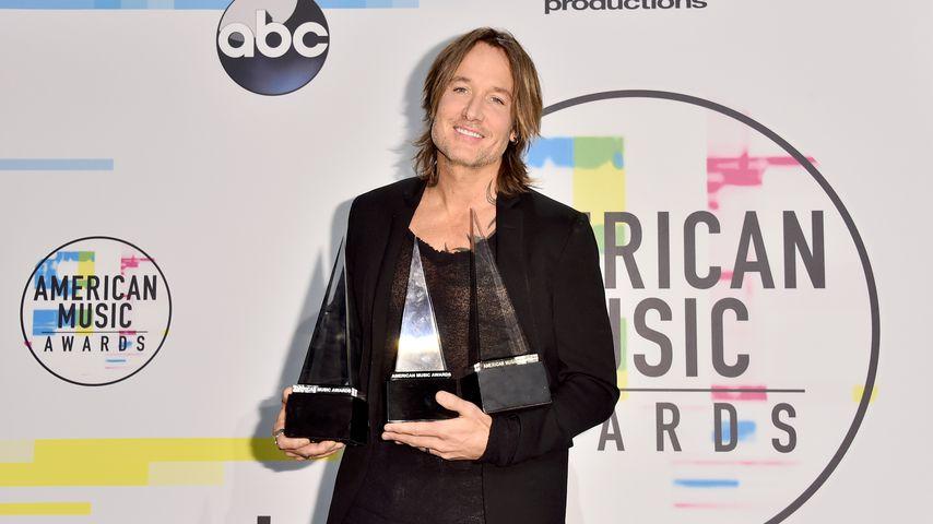 Keith Urban bei den American Music Awards 2017