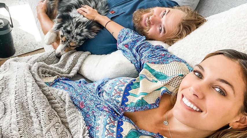 Schauspieler Kellan Lutz und seine Frau Brittany