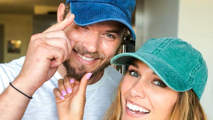 Kellan und Brittany Lutz