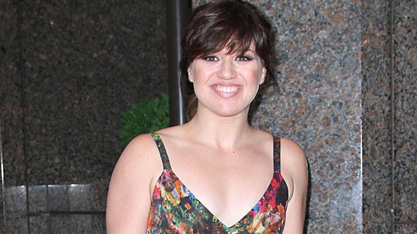 Kelly Clarkson: Lieber bequem als glamourös