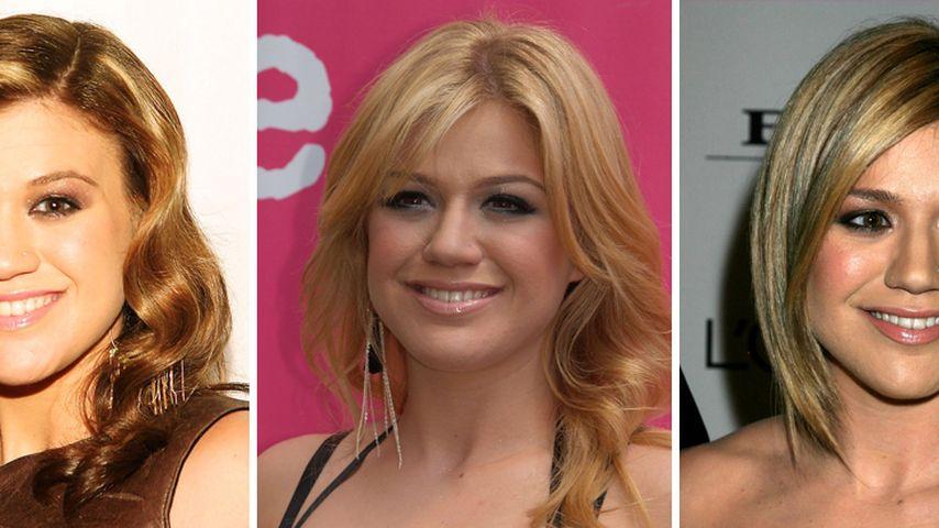 Kelly Clarkson: So hat sie sich verändert!