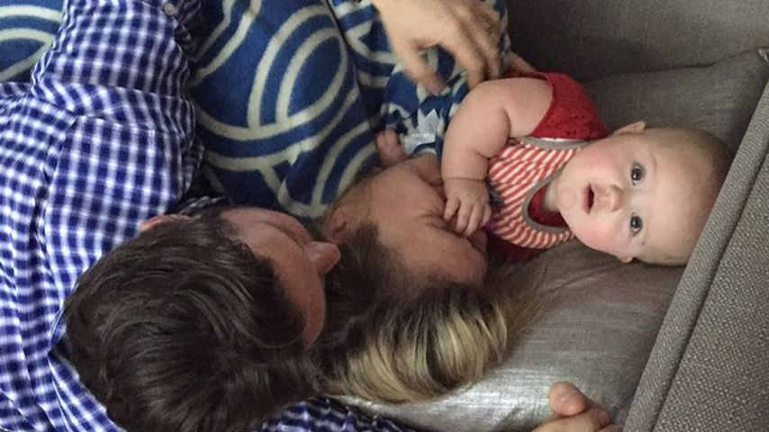 Schlaflos! Baby River verlangt Kelly Clarkson alles ab