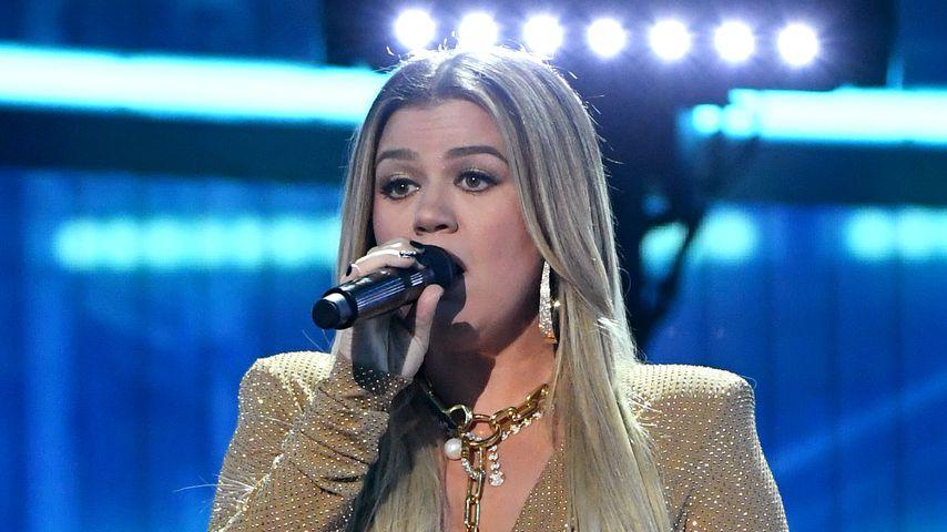 Kelly Clarkson im Oktober 2020