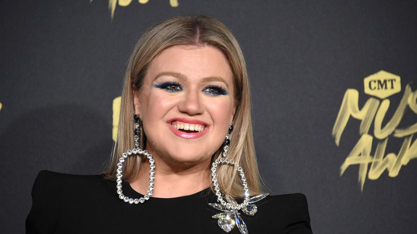 Kelly Clarkson bei den CMT Music Awards in Tennessee