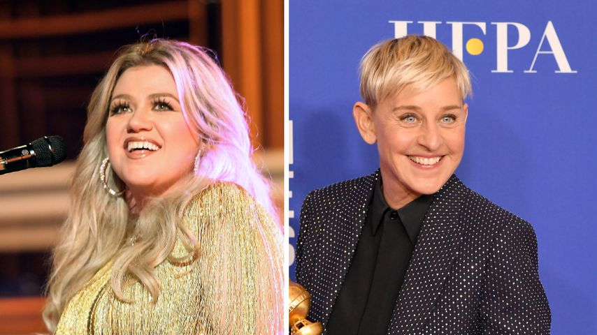 "Kelly Clarksons Sendung ersetzt ""The Ellen DeGeneres Show"""
