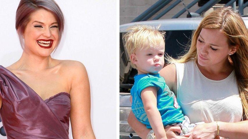 "Kelly Osbourne: ""Hilary Duffs Familie ist perfekt"""