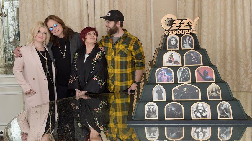 Die Osbourne-Familie