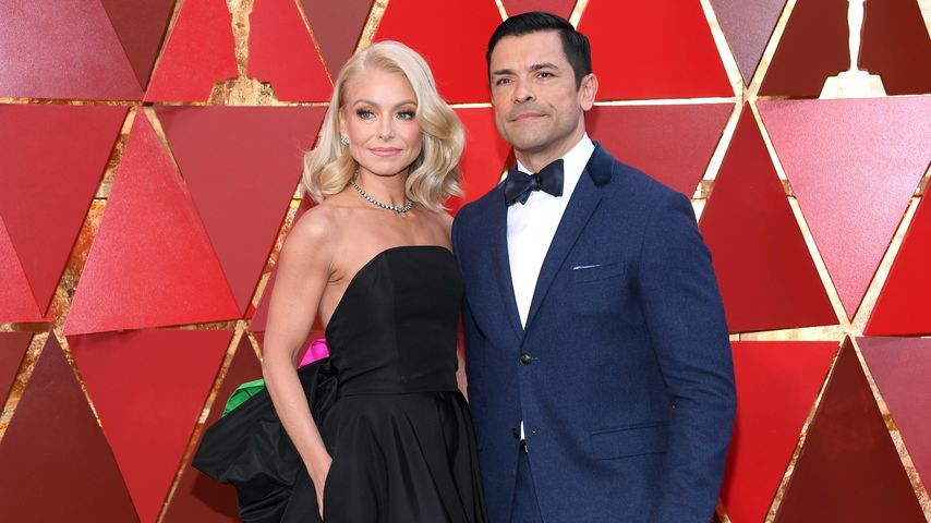 Kelly Ripa und Mark Consuelos