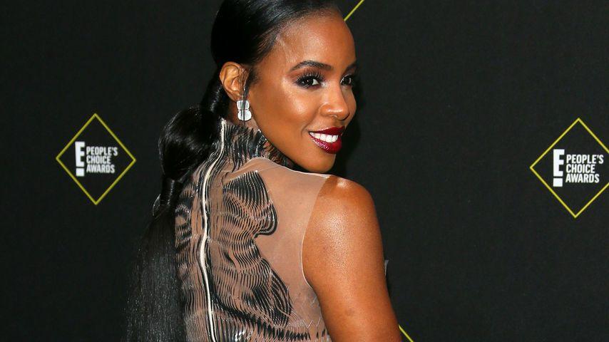 Kelly Rowland bei den 45. People's Choice Awards in Santa Monica