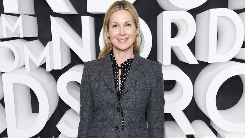 Kelly Rutherford in New York
