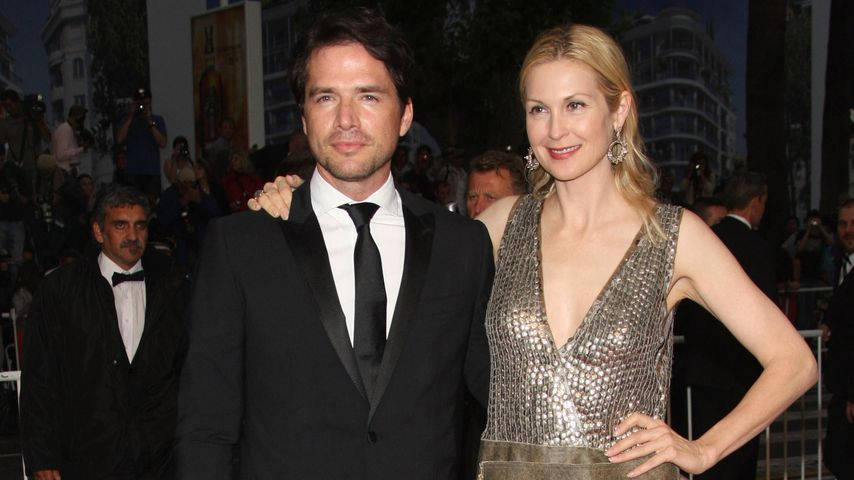 Kelly Rutherford und Matthew Settle