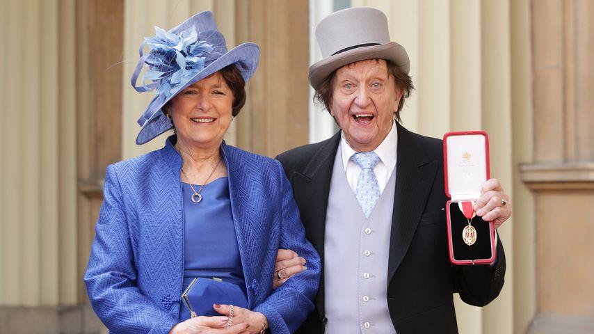 Britische Komiker-Legende Ken Dodd gestorben