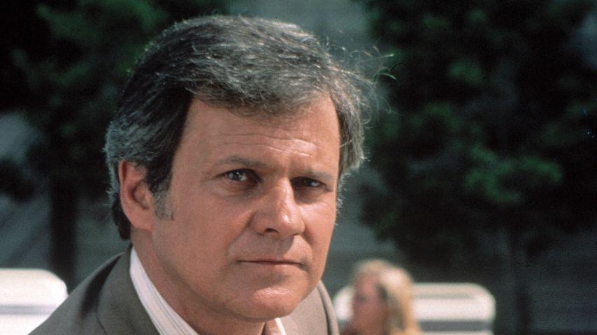 """Ken Kercheval in """"Dallas"""", 1978"""