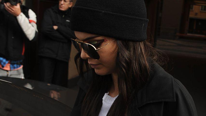 Schrecksekunden: Kendall Jenner in Auto-Crash verwickelt