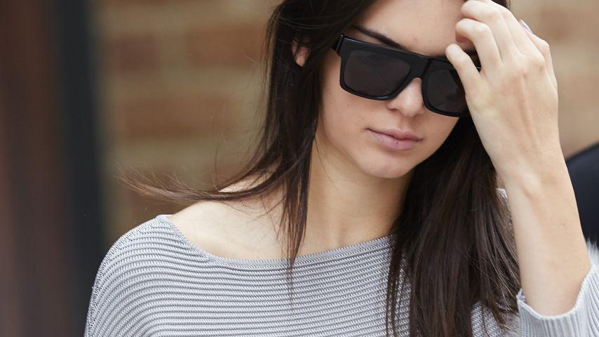 Schock-Geständnis: Kendall Jenner musste ins Krankenhaus