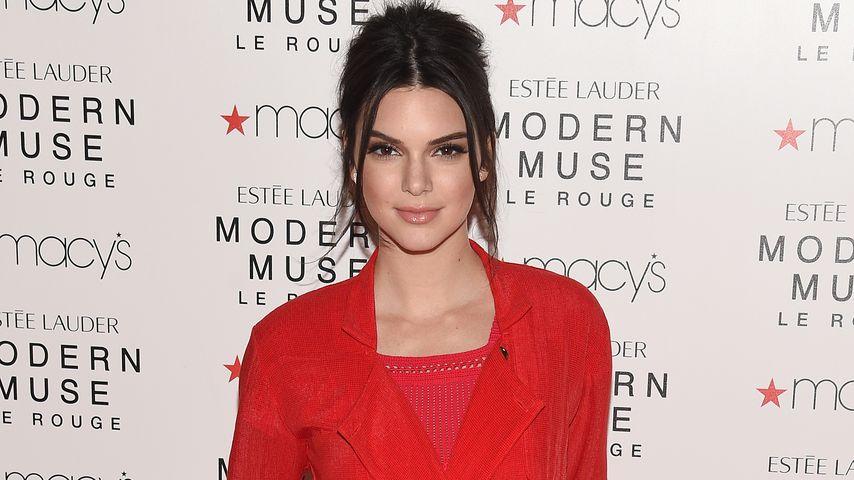 Kendall Jenner im September 2015 in New York