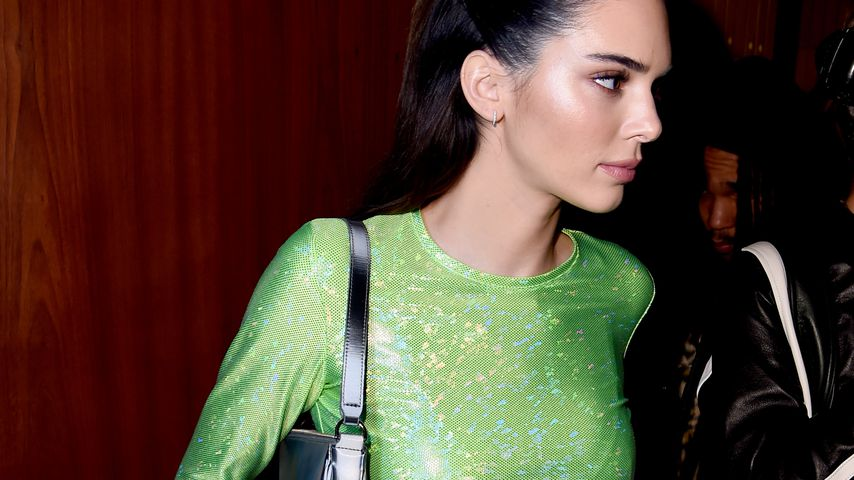 Kendall Jenner bei der BRITs-Afterparty in London im Februar 2020