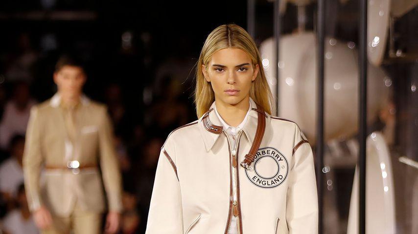 Das steckt hinter Kendall Jenners plötzlichem Blond-Makeover