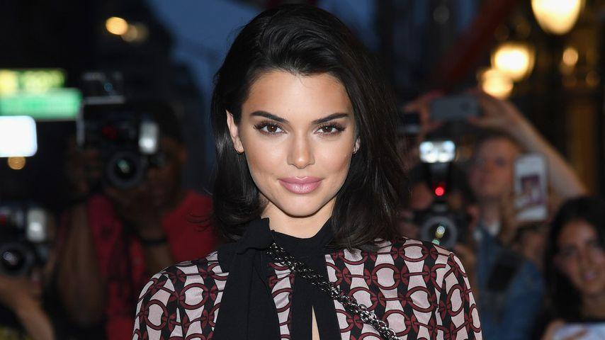 Familien-Chat auf lautlos: Kendall Jenner schirmt sich ab!
