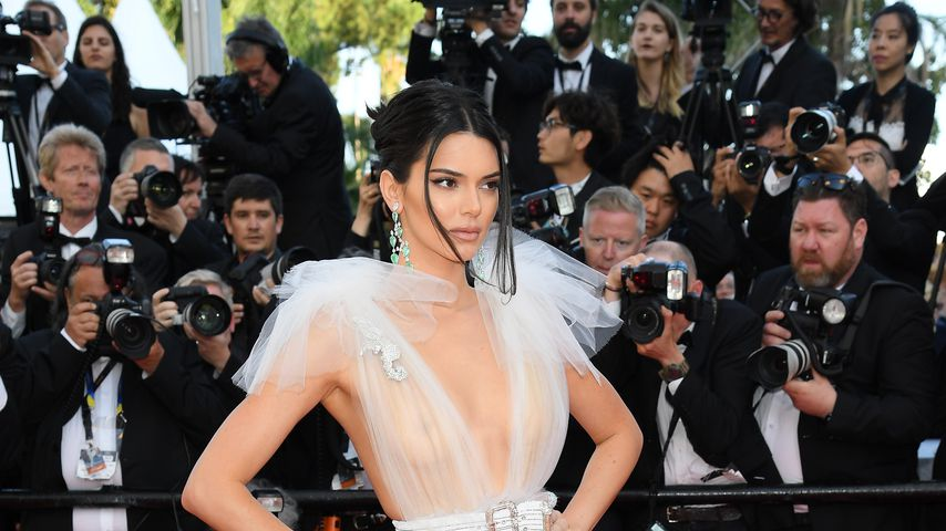Kendall Jenner im Mai 2018 in Cannes