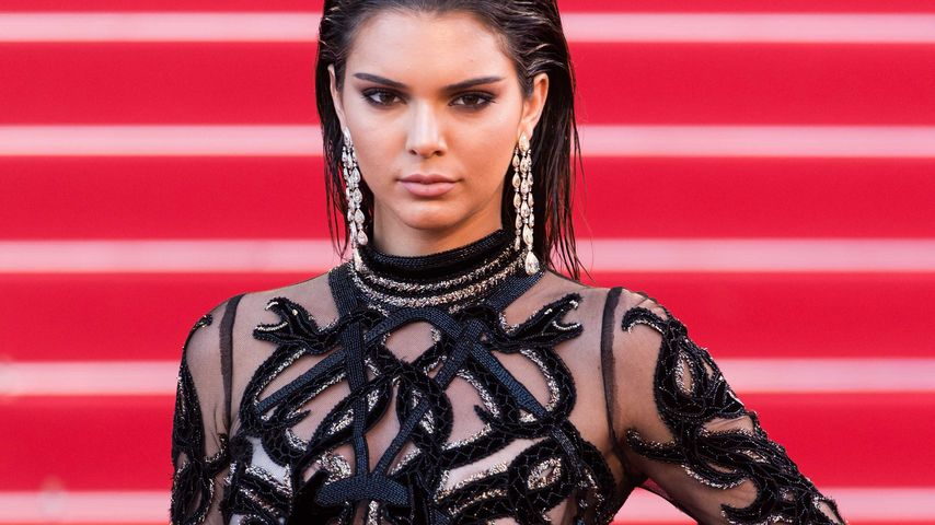 Kendall Jenner bei den Filmfestspielen in Cannes
