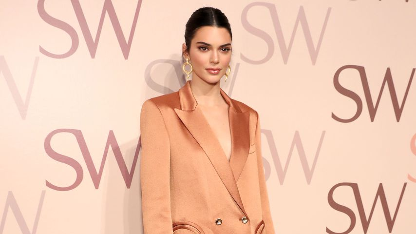 Kendall Jenner im Februar 2019 in New York