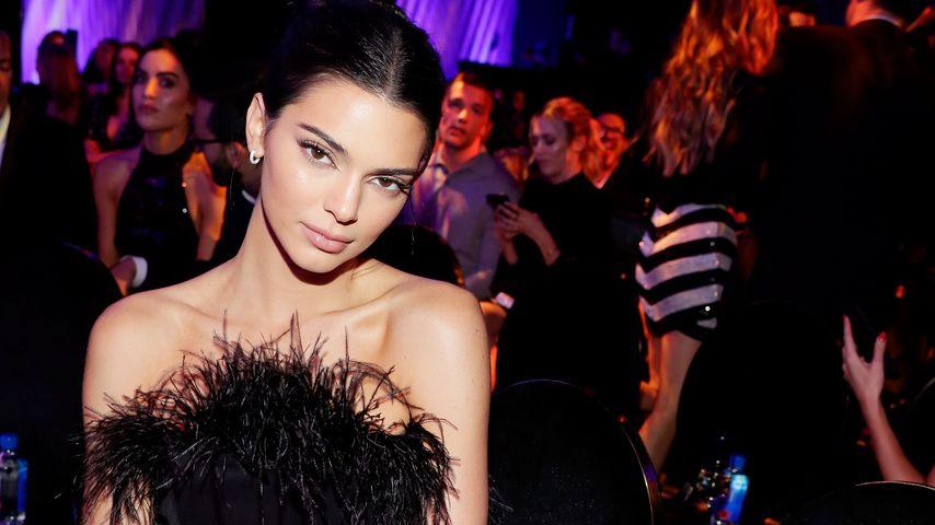 Kendall Jenner in Las Vegas im November 2018