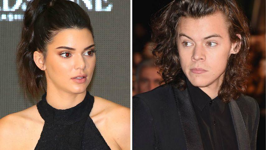 Kendall Jenner lästert: Harry Styles sollte öfter duschen!