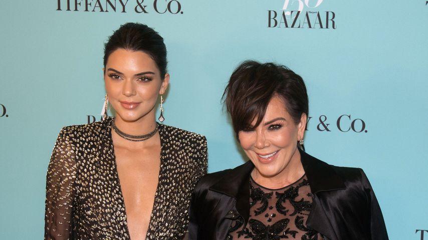 Kendall und Kris Jenner bei einem Event in New York